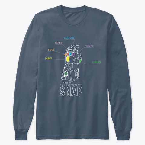 IAM Unstoppable Long Sleeve (A)