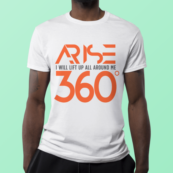 360 ARise Lift Up T-Shirt