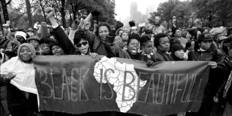 National History Million Woman March - 1997