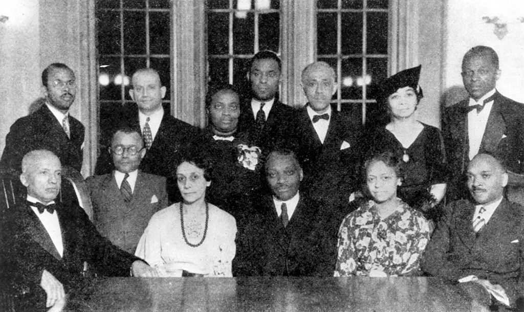 ASNLH 20th Anniversary Planning Committee - 1936