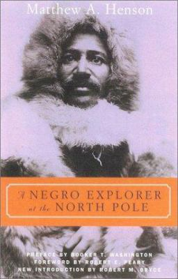 A Negro Explorer At The North Pole Cover