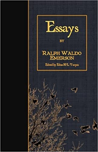 Essays by Ralph Waldo Emerson cover