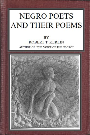 Negro Poets and Their Poems cover